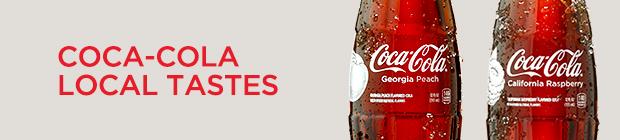 Coca-Cola Local Tastes