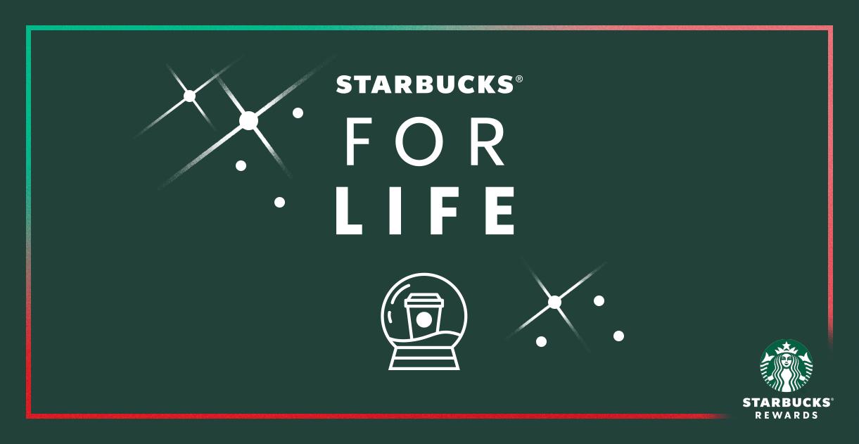 Is Starbucks For Life Christmas 2020 Legit Starbucks for Life